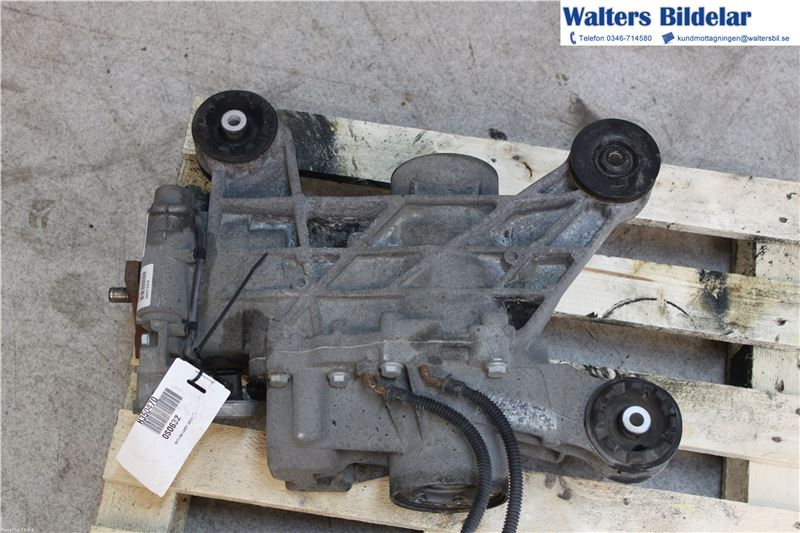ORIGINAL-Rear-axle-assembly-lump-rear-VW-CADDY-III-Estate-2KB-2KJ-2CB-2CJ