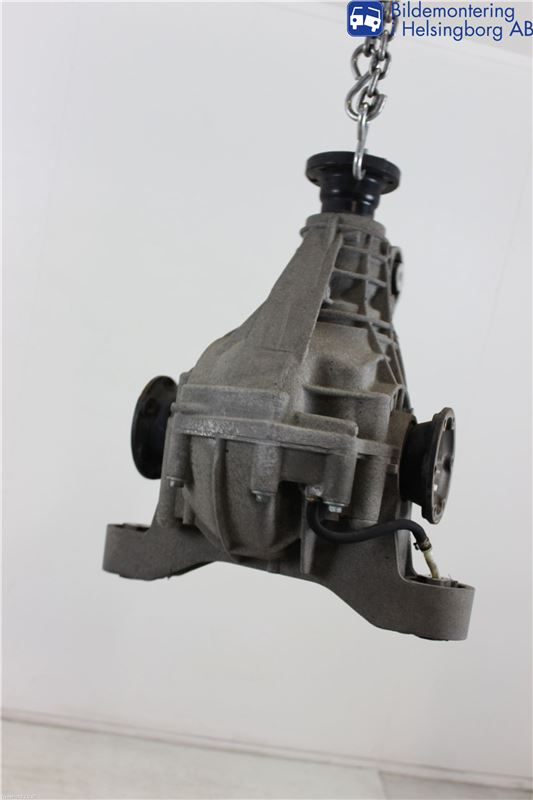 ORIGINAL-Rear-axle-assembly-lump-rear-PORSCHE-CAYENNE-9PA-2004 thumbnail 3
