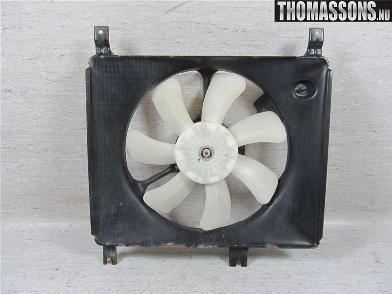 ORIGINAL Radiator fan electrical SUZUKI ALTO (GF)  2009