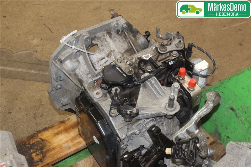 Details about ORIGINAL Automatic gearbox RENAULT CLIO III (BR0/1, CR0/1)  2007