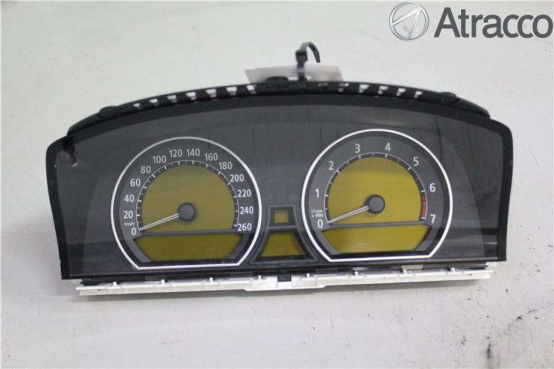Original Tachometerdrehzahlmesser Bmw 7 E65 E66 E67 2002 Ebay