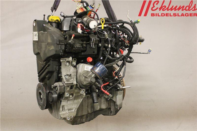 ORIGINAL Motor RENAULT KANGOO Express (FW0/1_)  2010