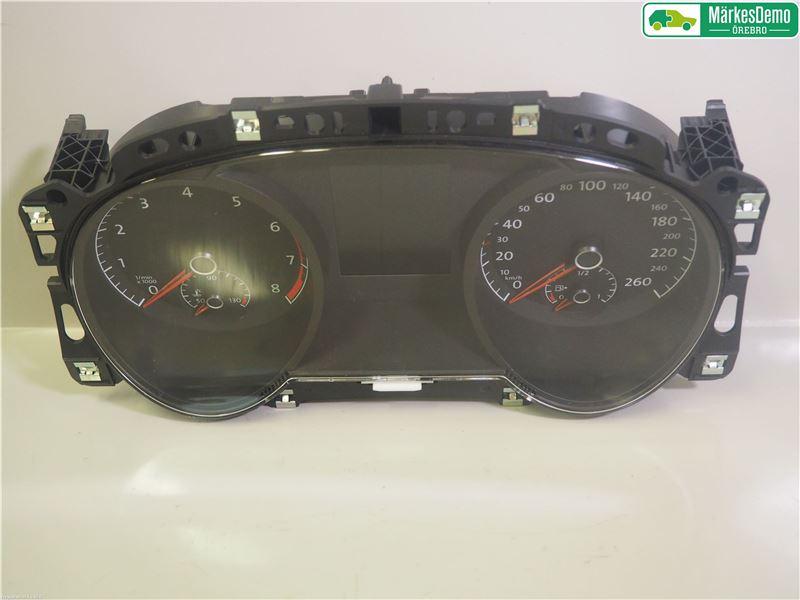 ORIGINAL Compteur de vitesse /compte tours VW GOLF SPORTSVAN (AM1)  2014